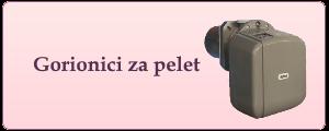 Gorionici za Pelet