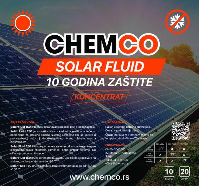 Solar fluid koncentrat