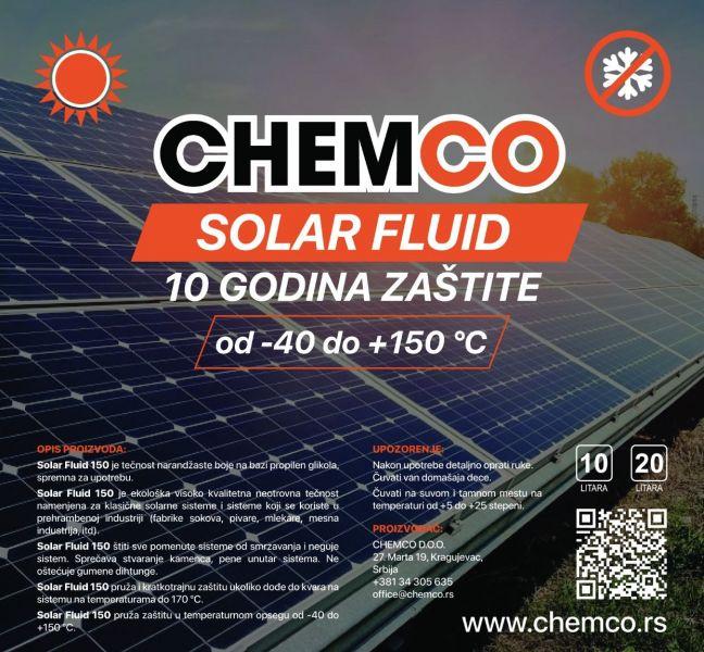 Terfmofluid solar